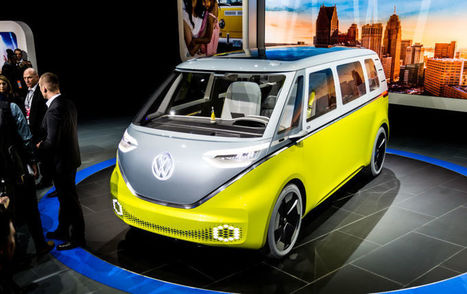 Why Volkswagen Absolutely Has To Make This Electric Microbus Now | Nerd Vittles Daily Dump | Scoop.it