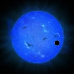 Scientists Find A Water-Rich Planet Outside Our Solar System | MMS Physical Science | Scoop.it