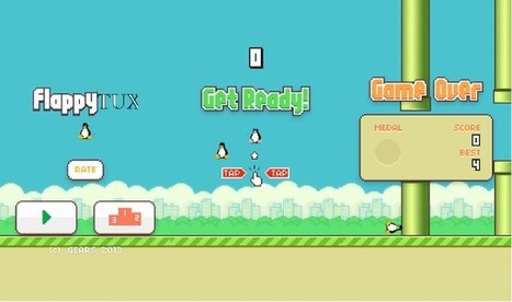 Flappy Bird Sucks, Let's Play Flappy Tux Instead! Or How to Modify APK Files   Raspberry Pi   Scoop.it