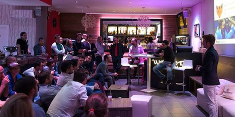 Aperitivo con le startup al Pitch & Drink | The Italian Startup Ecosystem | Scoop.it