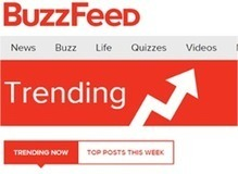 5 Lessons Library Websites Can Learn from Buzzfeed | Library Web 2.0 skills | Scoop.it
