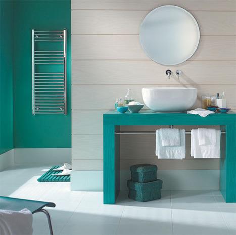 Décorer sa salle de bains, et en faire un espace bien-être. | Salle de bains | Scoop.it