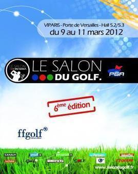 Le Salon du Golf à Paris   Nouvelles du golf   Scoop.it