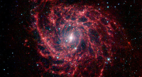 Spitzer Sees Spider Web of Stars - NASA Jet Propulsion Laboratory | Planets, Stars, rockets and Space | Scoop.it