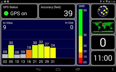 GPS Test Plus v1.2.4 | ApkLife-Android Apps Games Themes | Android Apps And Games ApkLife.com | Scoop.it