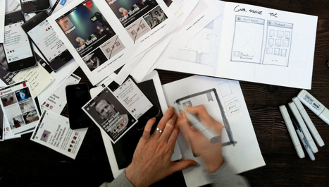 User Experience and Design Process for Startups   Expertiential Design   Scoop.it