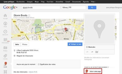 Google+ Local, la Fiche d'Entreprise Sociale | WebZine E-Commerce &  E-Marketing - Alexandre Kuhn | Scoop.it