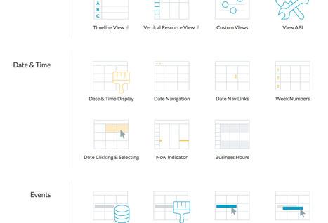 FullCalendar - JavaScript Event Calendar | File