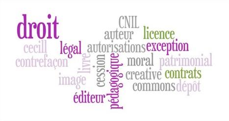 Le droit d'auteur et le droit à l'image : module de formation complet. | MoJo (Mobile Journalisme) | Scoop.it