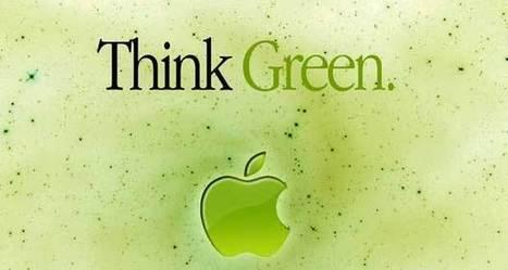 Apple reçoit le prix Green Power Leadership 2013…un leurre ?   Green IT   Scoop.it