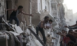 Report on Syria conflict finds 11.5% of population killed or injured | Breathing for Business | Scoop.it
