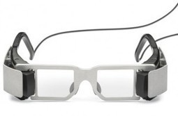 Sony takes aim at Google with its own augmented reality glasses | New Digital Media | Scoop.it