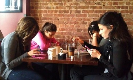 Defining neologisms: Are your friends 'phubbing' you?   Translation   Scoop.it
