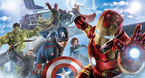 Avengers Iron Man Captain America Hulk Superhero Artwork 5k Wallpaper