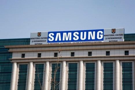 Roumanie : la bibliothèque nationale... financée par Samsung | Veille professionnelle sur les bibliothèques | Scoop.it