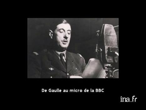 Appel du 22 juin 1940 Charles De Gaulle | Great historical speeches | Scoop.it