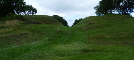 The Antiquarian Rediscovery of the Antonine Wall by Lawrence Keppie : Past Horizons Archaeology | Archeology | Scoop.it