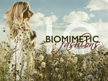 10 Eco-Fashion Garments Inspired by Nature and Biomimicry | Ecouterre | biomimicry system level | Scoop.it