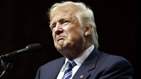 It's very strange that Donald Trump got his testosterone checked | Political Agendas | Scoop.it