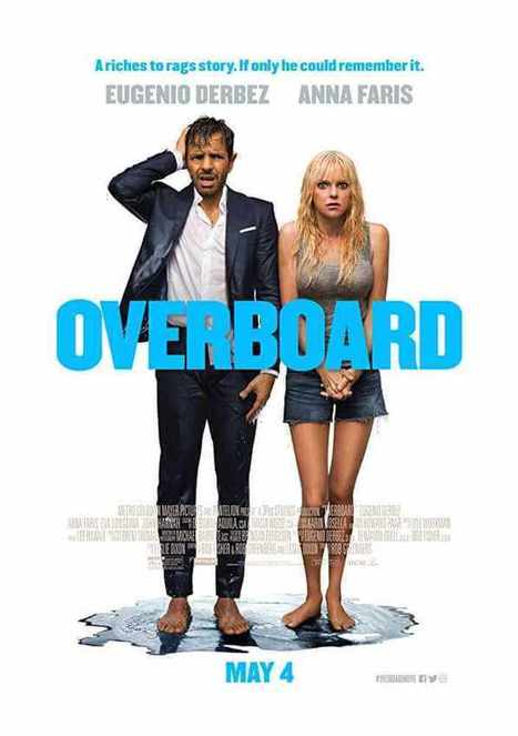 wholesale outlet new authentic 100% top quality Watch Overboard (2018) Movie Online Free Megash...