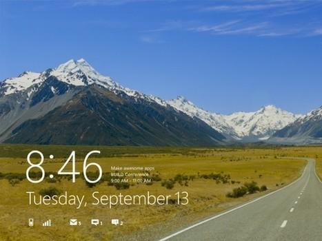 Windows 8 : la toute première publicité ! | Communication Romande | Scoop.it