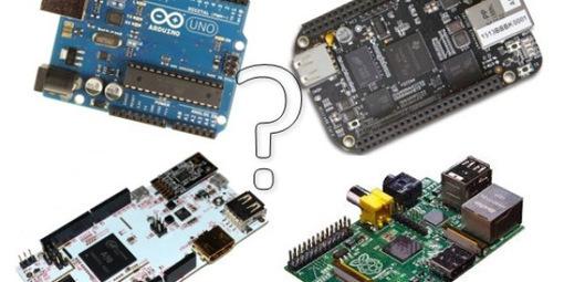Arduino vs raspberry pi beaglebone pcduino random