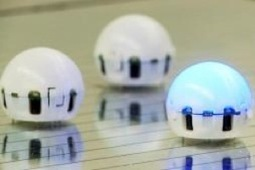 Swarm Robots Called 'Droplets' The Size Of A Golf Ball | Robots and Robotics | Scoop.it