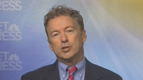 Rand Paul worries women 'won' the war and are 'conquering' men, taking their jobs   Daily Crew   Scoop.it