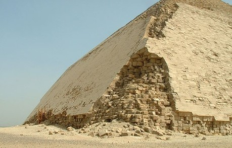 Ancient Egyptians Abandoned Pyramids 'Because of Extreme Temperature Changes' | Ancient Egypt and Nubia | Scoop.it