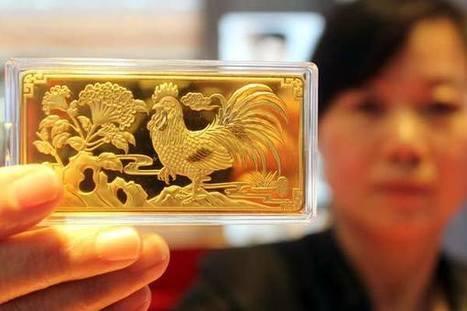 Gold loses its luster as dollar rises - Business - Chinadaily.com.cn | La revue de presse CDT | Scoop.it
