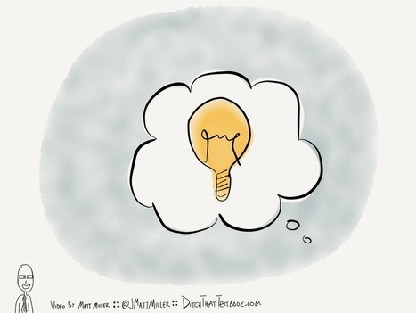 How to become a teacher who innovates | digital creativity in education | Scoop.it