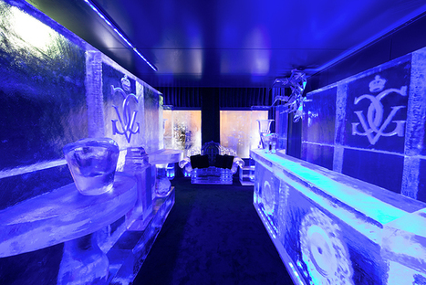 Le bar de glace du George V | Les Gentils PariZiens : style & art de vivre | Scoop.it
