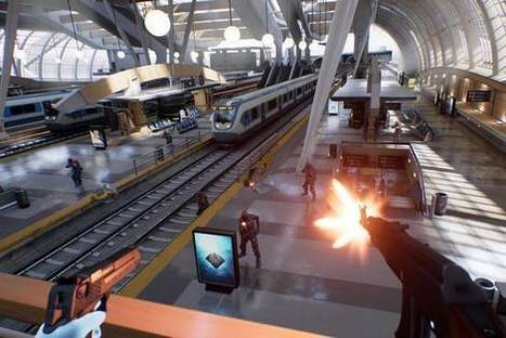 Virtual Reality to Take Over Game Developers Conference   Augmented Reality and Teaching   Scoop.it