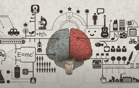 Are Entrepreneurs' Brains Wired Differently? | Digital Business News | Scoop.it