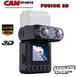 Caméra 3D pour les sportifs | Extreme Ride | Scoop.it