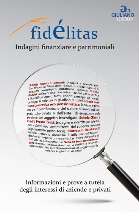 INADAGINI FINANZIARIE PATRIMONIALI | Fidélitas | Scoop.it