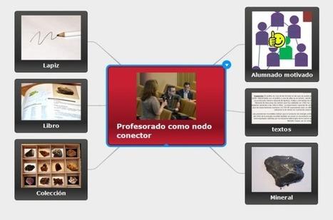 El profesorado como nodo conector | Orientación Educativa - Enlaces para mi P.L.E. | Scoop.it