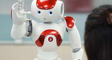 Ces robots humanoïdes qui accueillent déjà la clientèle à l'entrée des agences bancaires   Personnalisation des services   Scoop.it