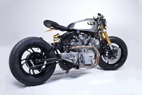 custom / colin's 1982 920 virago | cafe r