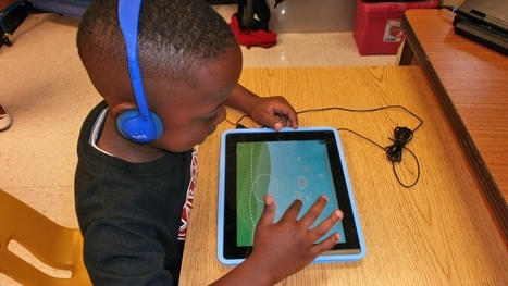 Resources for Using iPads in Grades K-2 | Teaching Tools Today | Scoop.it