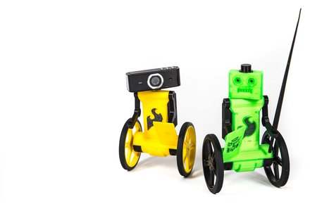 Build and Drive This Adorable FPV Balance Bot | Make: | Edtech PK-12 | Scoop.it