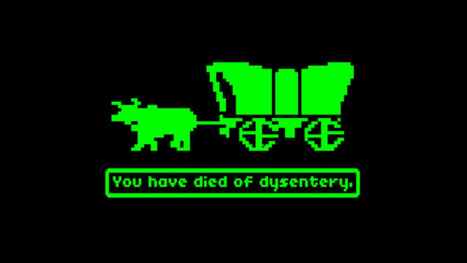 The Oregon Trail Generation: Life before and after mainstream tech | I work on the Interwebs | Scoop.it
