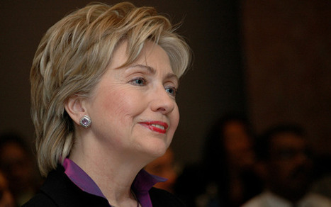 Yes, Secretary Clinton Submitted Her Own 'Text From Hillary' | Tribe Builders | Scoop.it
