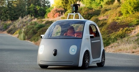 "Google Unveils Self-Driving Car Prototype | L'impresa ""mobile"" 