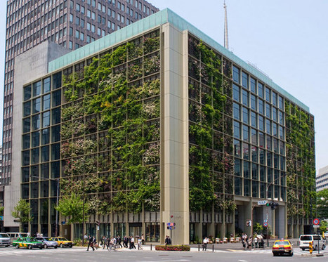 Multimedia: Downtown Tokyo 'Office Farm' Takes Green Building to New Heights - Asia Society (blog) | Vertical Farm - Food Factory | Scoop.it