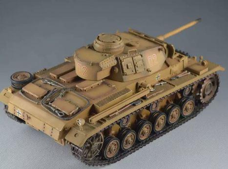 Eagle Design 1/30 Panzer III | Military Miniatures H.Q. | Scoop.it