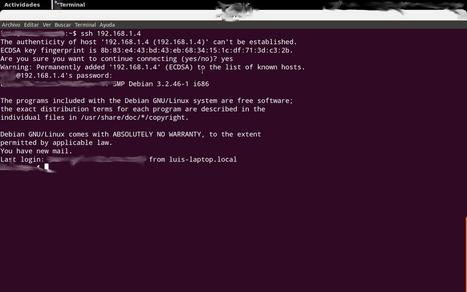 Cómo convertir tu ordenador en un servidor de archivos doméstico | Conocimiento libre y abierto- Humano Digital | Scoop.it