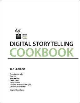 Digital Storytelling Cookbook PDF | anz23mthings | Scoop.it