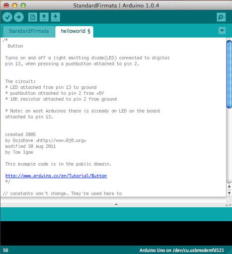 Introduction to Hardware Hacking with Arduino | Python-es | Scoop.it