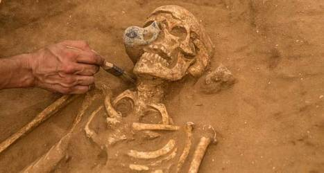 Ancient cemetery provides peek into Philistines' lives, health | World History | Scoop.it